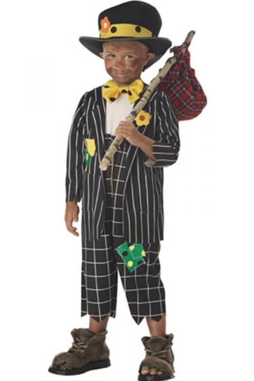 Lilu0027 Hobo Kids Costume  sc 1 st  Dannyu0027s Trix u0026 Kix & Lilu0027 Hobo Kids Costume: Dannystrixkix.com