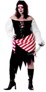 1cb41efcd62 Plus Size Pirate Costumes  Dannystrixkix.com