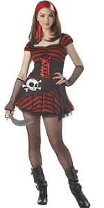 Jewel of the Sea Teen Costume  sc 1 st  Dannyu0027s Trix u0026 Kix & Teen Pirate Costumes: Dannystrixkix.com