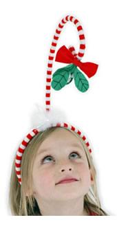a367261847bd8 Springy Mistletoe Headband  Dannystrixkix.com