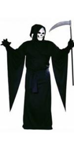 grim reaper robe how to make