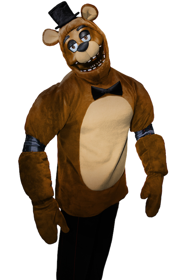 Freddy fazbear teen adult costume dannystrixkix com